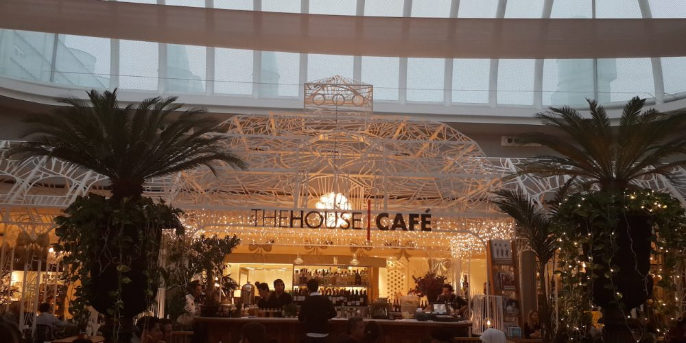The House Cafe İstinyePark