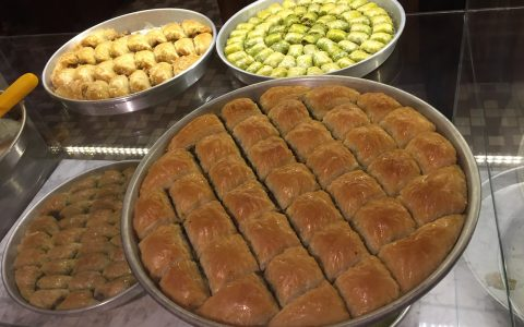 Pare Baklava Bar