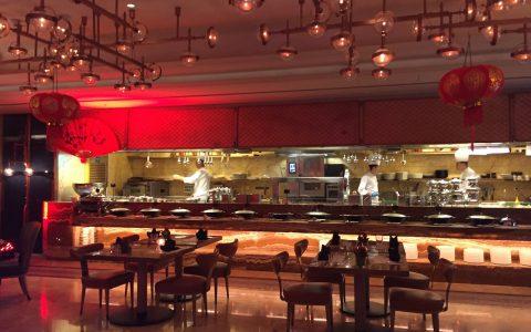 IST TOO Restaurant Shangri-La Bosphorus